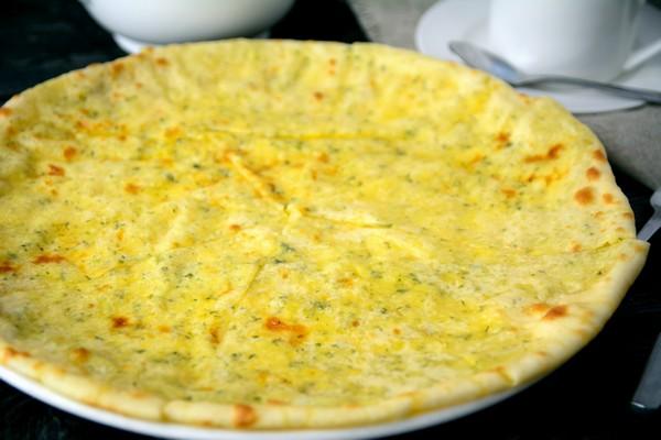 Хычины с Сыром-Зеленью